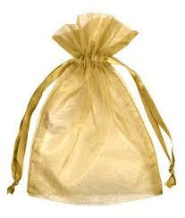 gold organza bags gold bags onlinefabricstore net