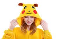 Pikachu Halloween Costume Kids Cheap Kids Animal Onesie Pajamas Free Shipping Kids Animal