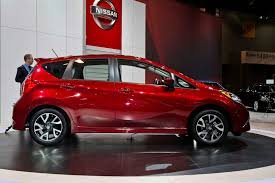 2015 nissan versa note sr debuted at chicago auto show okotoks