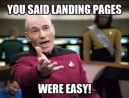 Memes Landing - landing page myths debunked canada s leading seo social and sem