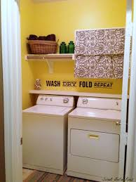 best 25 yellow laundry rooms ideas on pinterest wood shelves