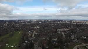 aerial footage of kitchener waterloo ontario inspire 1 4k