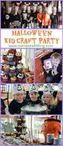 Halloween Party Kids Ideas Kid Craft Halloween Party