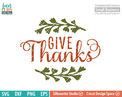 give thanks svg funlurn svg