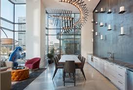 Modern Lofts by Boston Seaport Apartments U0026 Luxury Lofts Watermark Seaport