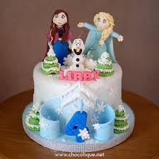frozen birthday cake frozen birthday cake for libby chocolique