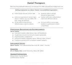 resume templates for teachers resume templates template exles exle