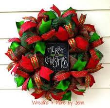 geo mesh wreath dog deco mesh wreath year wreath geo by wreathsandmorebyjenn
