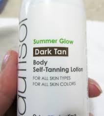 lisa u0027s top ten self tanners