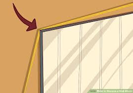 2 easy ways to remove a wall mirror with pictures