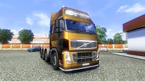 volvo heavy volvo fh16 8x4 heavy duty for euro truck simulator 2