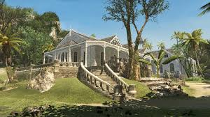 Ex Machina Mansion by What Fictional Home Would You Like To Live In Neogaf