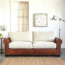 Leather Sofa Sleeper Sale Spectacular Can You Put A Slipcover On A Leather Sofa Images