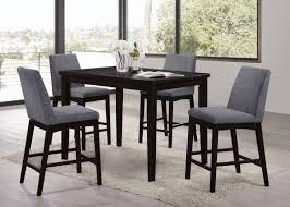 latitude run kingston seymour 5 piece counter height dining set