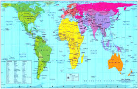 africa map real size real size world map pointcard me