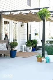 patio ideas outdoor shade ideas nz patio shade sail ideas simple