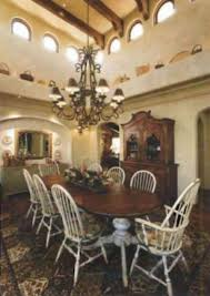 dining room in french stunning french country provence round