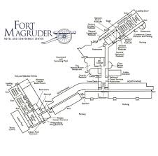 floor plans fort magruder hotel