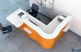 reception desk reception desk wave mdd