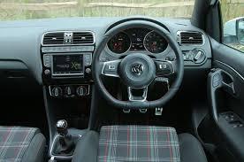 Mkv Gti Interior Volkswagen Polo Gti Review 2017 Autocar