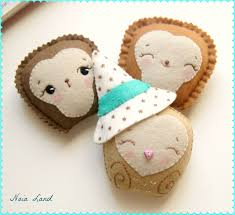 pdf the owl and the hedgehog patterns plush doll patterns