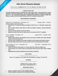 exle of a resume cover letter truck driver resume sle resume companion