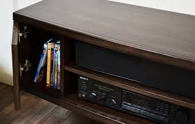 Wall Tv Stands With Shelves Curved Floating Tv Stand The Curve Espresso Woodwaves