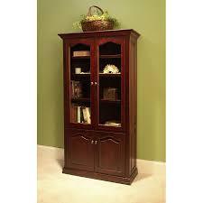 bookcase with bottom doors traditional bookcase with top and bottom doors amish crafted furniture