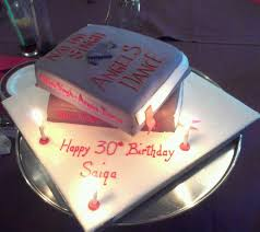 nalini singh u0027s weblog awesome birthday cake