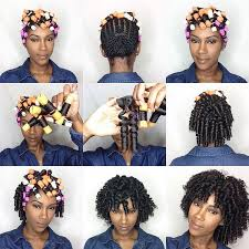 Transitioning Protective Styles - protective hairstyles for short natural hair with weave hairstyles