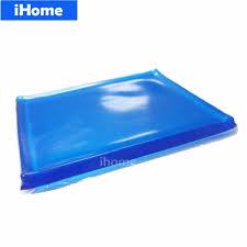 coussin de si e date bricolage amortissement silicone gel pad 1 cm épaisseur moto