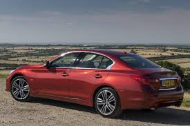 on the road review infiniti infiniti q50 2 0t sport road test report review wheel world reviews