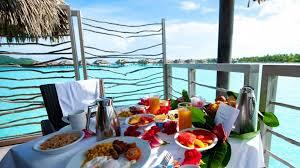 simplywallpapers com bora bora hotel tahiti bungalow food desktop