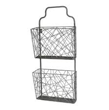 metal wall pocket organizer home design ideas
