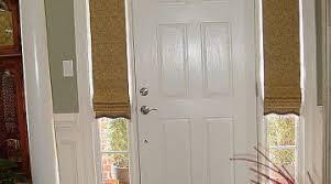 front door side window curtains elegant front door curtain amazon