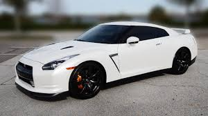 Nissan Gtr New - my new nissan gt r premium in pearl white youtube