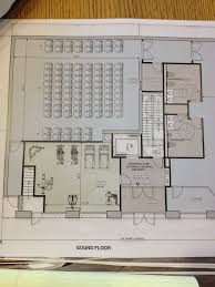 Floor Plan For Gym New Plans For Heights Cinema Corner Leaves Movies Downstairs