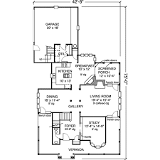 victorian style house plan 3 beds 2 50 baths 2312 sq ft plan