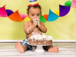 baby birthday birthdays are less extravagant for baby 2