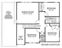 Second Floor Plans Brookwood Coastal Floorplans