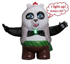 Kung Fu Panda Halloween Costumes Kung Fu Panda 3 Cake Topper Po Li Mei Mei Crane Monkey Viper 11