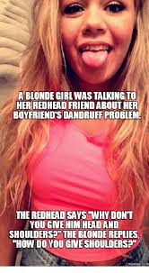 Red Hair Girl Meme - 25 best memes about reddit redhead reddit redhead memes
