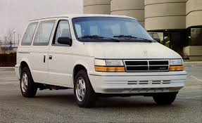 dodge van 1991 dodge caravan se archived instrumented test reviews car