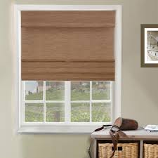 chicology jamaican truffle cordless magnetic roman privacy shade