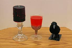 halloween drinks part 2 famous ashley grant