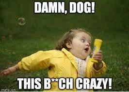 Crazy Meme Girl - chubby bubbles girl meme imgflip