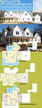 open floor plan farmhouse 30081rt architectural designs one story