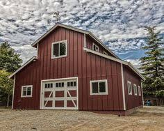 Garages That Look Like Barns 2 Car Prefab Garages Horizon Structures Home Idea Pinterest