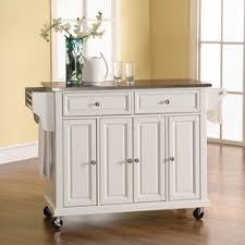 small rolling kitchen island shop kitchen islands carts at lowes com