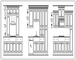 Average Height Of Kitchen Cabinets Height Of Kitchen Cabinets